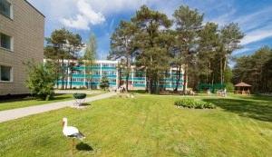 Санаторий Березина в Белоруссии