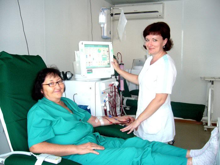 Лечение псориаза с помощью плазмафереза