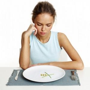 Психическое состояние во время диеты