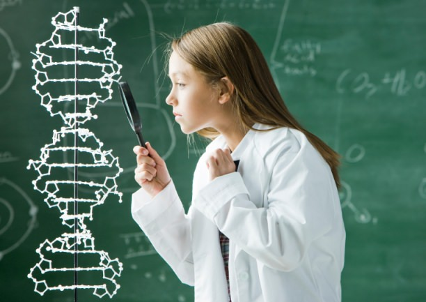 Передача информации через ДНК