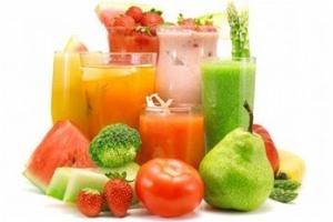 Польза от употребления овощей и фруктов
