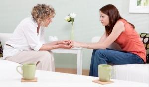 Психологическая помощь больному
