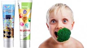 Лецитин гель для детей