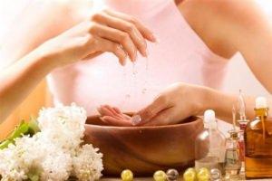 Лечение псориаза с помощью ванночек