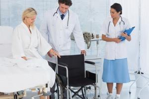 Лечащий врач назначает обследование