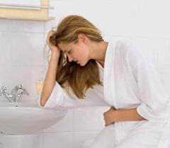 Тошнота, головные боли
