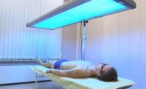 Ультрафиолетовая терапия от псориаза