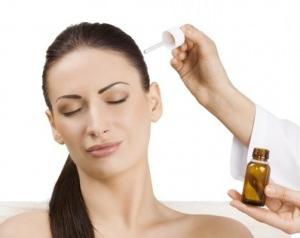 Комплексное лечение кожи головы
