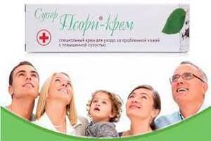 Лечение псориаза Супер Псори-кремом