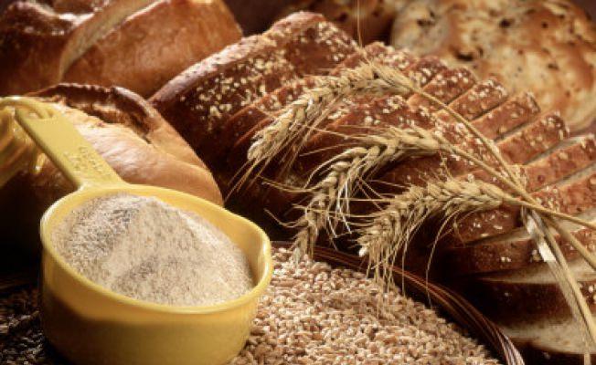 Хлеб и каши из цельного зерна