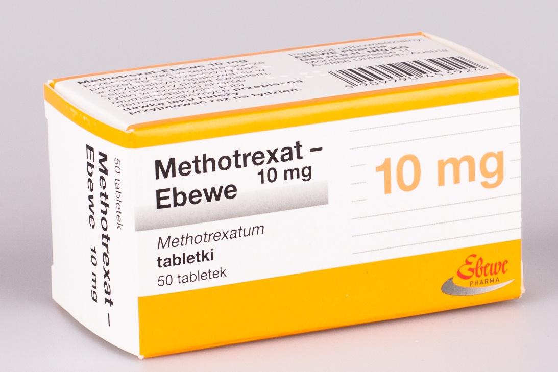 Лечение препаратом Метотрексат